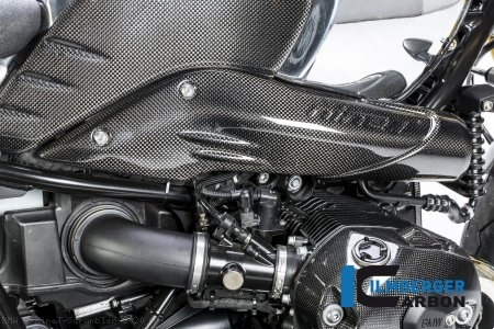 Carbon Fiber Air Intake Cover by Ilmberger Carbon BMW / R nineT Scrambler / 2020