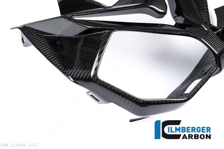 Carbon Fiber Front Fairing by Ilmberger Carbon BMW / S1000R / 2017