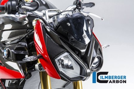 Carbon Fiber Front Fairing by Ilmberger Carbon BMW / S1000R / 2014