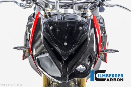 Carbon Fiber Front Fairing by Ilmberger Carbon BMW / S1000R / 2015