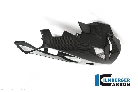 Carbon Fiber Bellypan by Ilmberger Carbon BMW / S1000XR / 2017