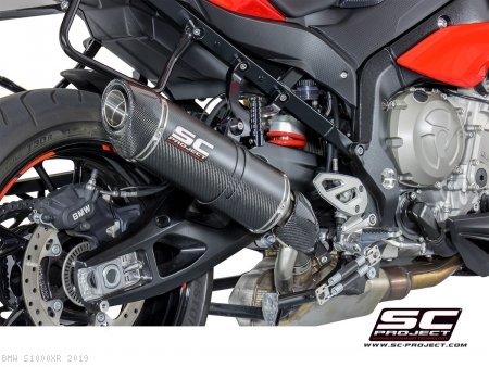 Oval Exhaust by SC-Project BMW / S1000XR / 2019
