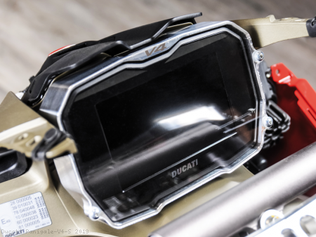 Dashboard Cover Guard by Bonamici Ducati / Panigale V4 S / 2019