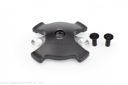 Timing Inspection Port Cover with Slider by Evotech Italy Ducati / Hypermotard 939 SP / 2016