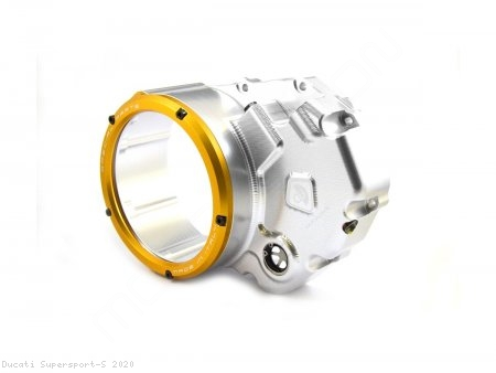 Wet Clutch Clear Cover Oil Bath by Ducabike Ducati / Supersport S / 2020