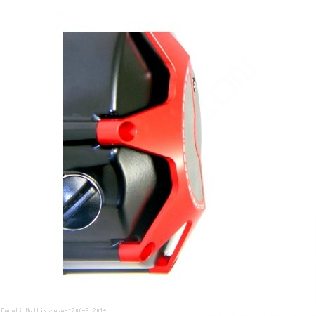 Wet Clutch Case Cover Guard by Ducabike Ducati / Multistrada 1200 S / 2014