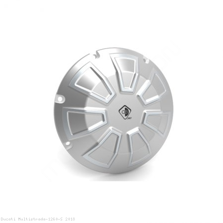 Billet Aluminum Clutch Cover by Ducabike Ducati / Multistrada 1260 S / 2018