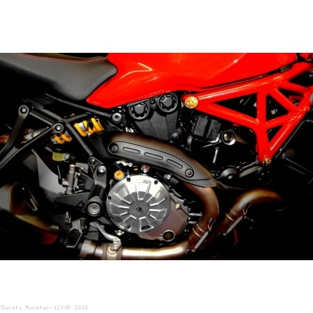 Billet Aluminum Clutch Cover by Ducabike Ducati / Monster 1200R / 2018
