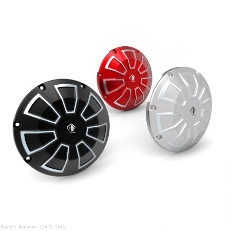 Billet Aluminum Clutch Cover by Ducabike Ducati / Monster 1200R / 2016