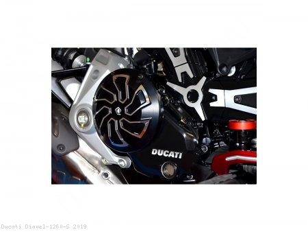 Billet Aluminum Clutch Cover by Ducabike Ducati / Diavel 1260 S / 2019