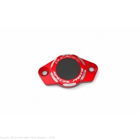 Timing Inspection Port Cover by Ducabike Ducati / Multistrada 1200 Enduro / 2016