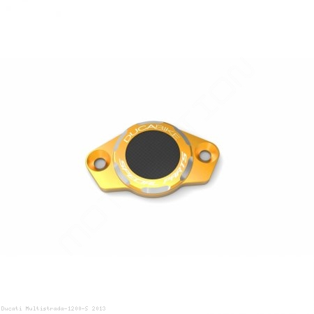 Timing Inspection Port Cover by Ducabike Ducati / Multistrada 1200 S / 2013