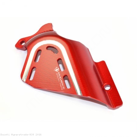 Billet Aluminum Sprocket Cover by Ducabike Ducati / Hyperstrada 939 / 2016