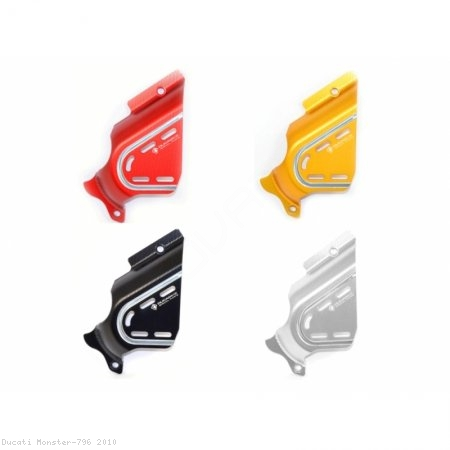 Billet Aluminum Sprocket Cover by Ducabike Ducati / Monster 796 / 2010