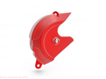 Billet Aluminum Sprocket Cover by Ducabike Ducati / Panigale V4 / 2018