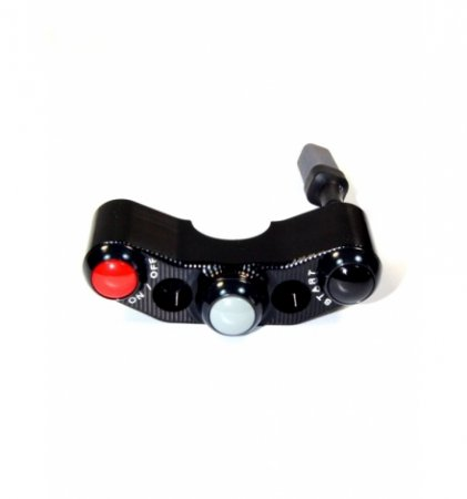 Right Hand 3 Button Race Switch by Ducabike