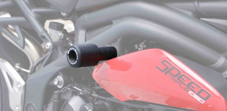 Upper Frame Sliders by Evotech Performance