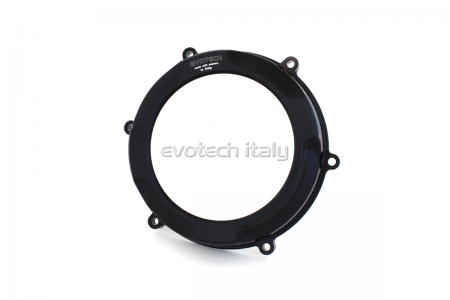 Clutch Cover and Pressure Plate Ring Kit by Evotech Italy