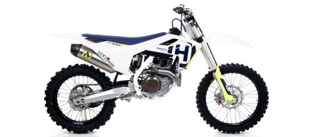 Competition MX Full System Exhaust by Arrow