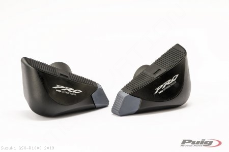 PRO Series Frame Sliders by Puig Suzuki / GSX-R1000 / 2019