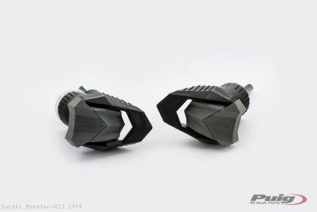 R19 Frame Sliders by Puig Ducati / Monster 821 / 2014