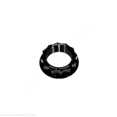 Rear Wheel Axle Nut by Ducabike Ducati / Multistrada 950 / 2017