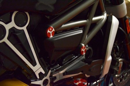 Frame Plug Kit by Ducabike