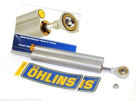 Ohlins Steering Damper Mount Kit by Ducabike Ducati / Hyperstrada 939 / 2016