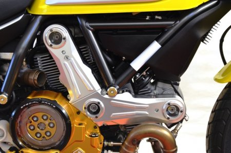Billet Aluminum Timing Belt Covers by Ducabike