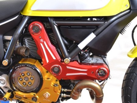 Billet Aluminum Timing Belt Covers by Ducabike Ducati / Scrambler 800 Mach 2.0 / 2017