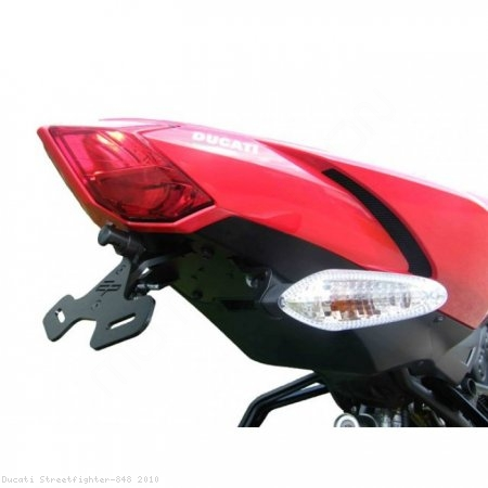 Tail Tidy Fender Eliminator by Evotech Performance Ducati / Streetfighter 848 / 2010