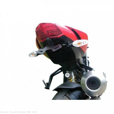 Tail Tidy Fender Eliminator by Evotech Performance Ducati / Streetfighter 848 / 2013