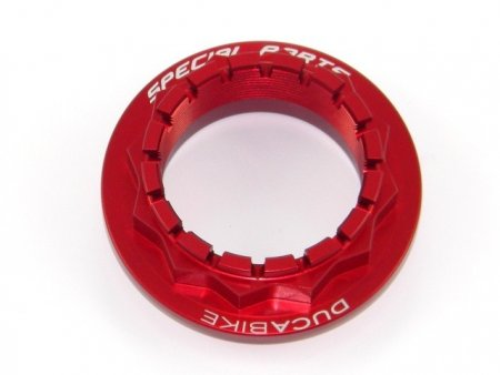 Rear Wheel Axle Nut by Ducabike