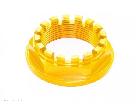 Rear Sprocket Carrier Nut by Ducabike Ducati / 848 / 2009