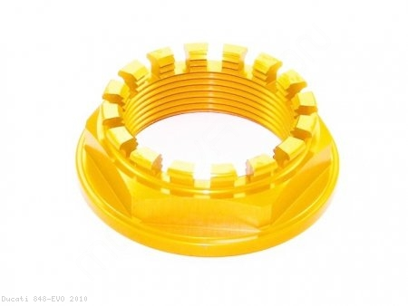 Rear Sprocket Carrier Nut by Ducabike Ducati / 848 EVO / 2010