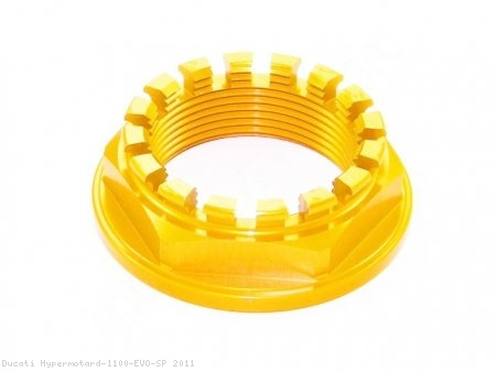 Rear Sprocket Carrier Nut by Ducabike Ducati / Hypermotard 1100 EVO SP / 2011
