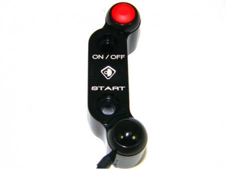 Right Hand 2 Button Street Switch by Ducabike