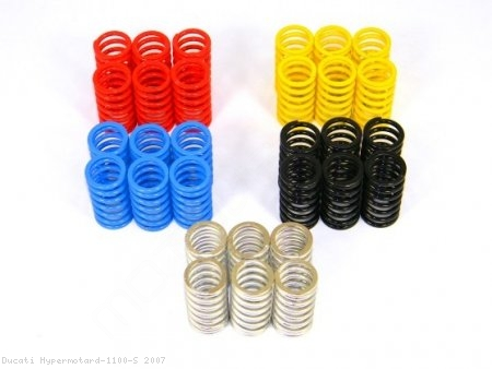 Dry Clutch 6 Piece Spring Kit by Ducabike Ducati / Hypermotard 1100 S / 2007