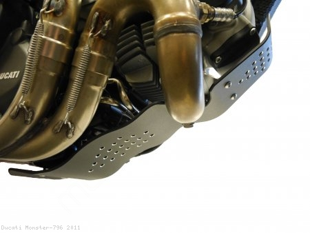 Lower Engine Guard Protector by Evotech Performance Ducati / Monster 796 / 2011