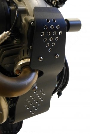 Lower Engine Guard Protector by Evotech Performance Ducati / Monster 796 / 2010
