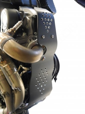 Lower Engine Guard Protector by Evotech Performance Ducati / Monster 796 / 2013
