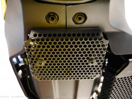 Rectifier Guard by Evotech Performance Ducati / Scrambler 800 Mach 2.0 / 2019