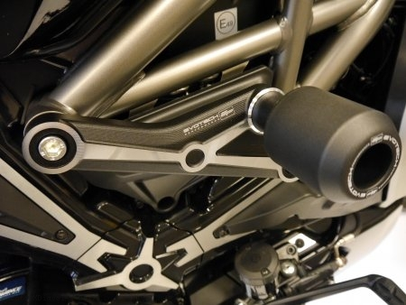 Frame Sliders by Evotech Performance Ducati / XDiavel S / 2017