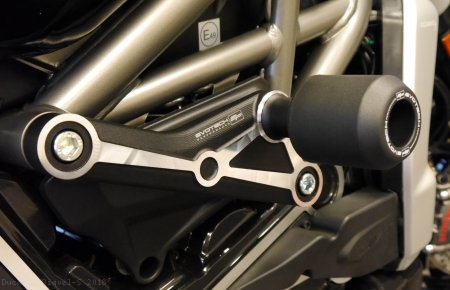Frame Sliders by Evotech Performance Ducati / XDiavel S / 2018