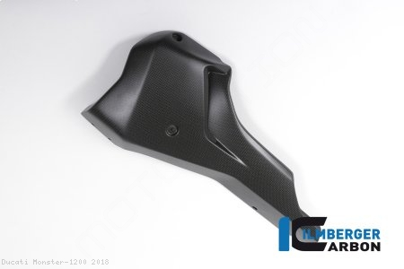 Carbon Fiber Bellypan by Ilmberger Carbon Ducati / Monster 1200 / 2018