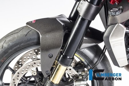 Carbon Fiber Front Fender by Ilmberger Carbon Ducati / Monster 1200 / 2017