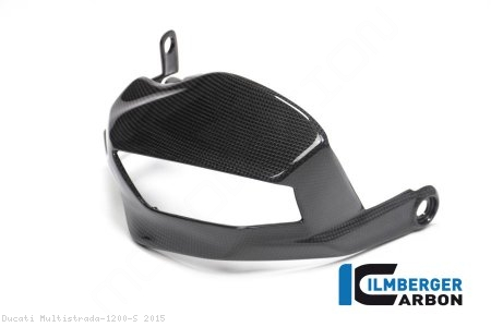 Carbon Fiber Handguard by Ilmberger Carbon Ducati / Multistrada 1200 S / 2015