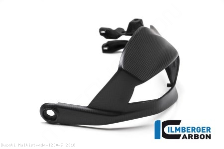 Carbon Fiber Handguard by Ilmberger Carbon Ducati / Multistrada 1200 S / 2016