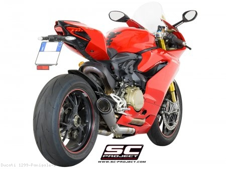 S1 Exhaust by SC-Project Ducati / 1299 Panigale S / 2015