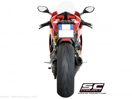 S1 Exhaust by SC-Project Ducati / 1299 Panigale / 2017